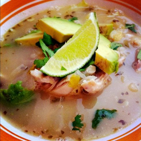 California Love-Pozole