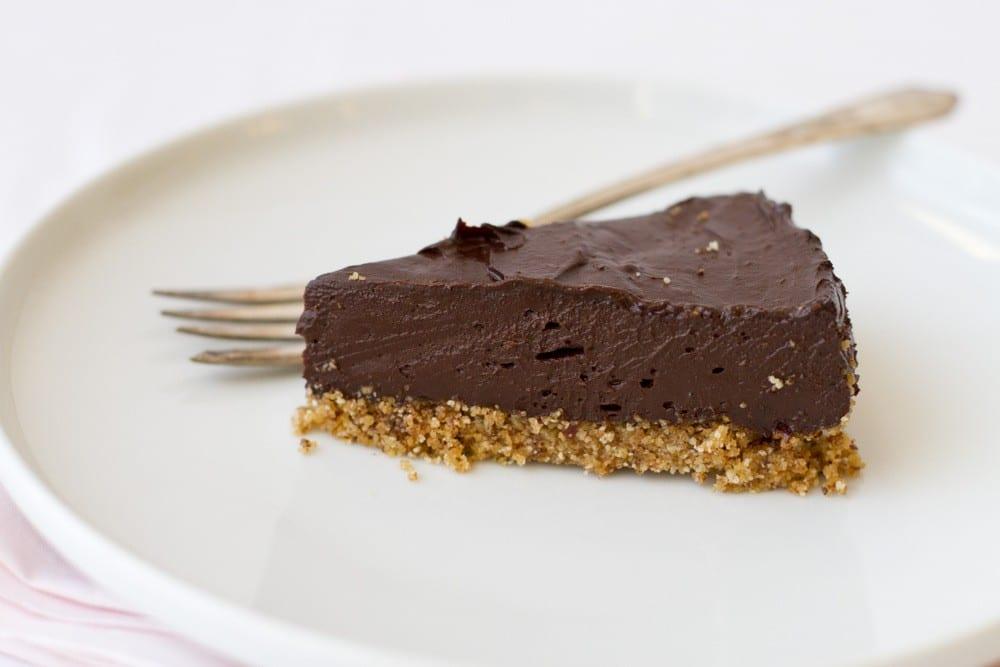 Raw Cake Recipe Avocado Chocolate