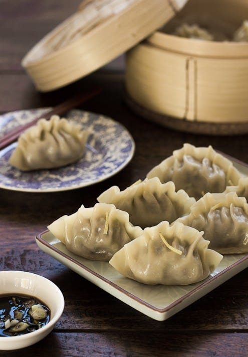 Northern Chinese Lamb Dumplings