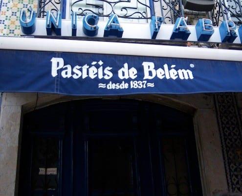 Pasteis de Belem Store Front