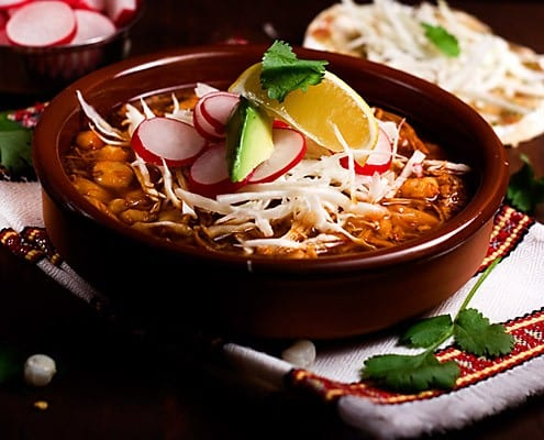 Mexico On My Plate Red Pozole And It S History Honest