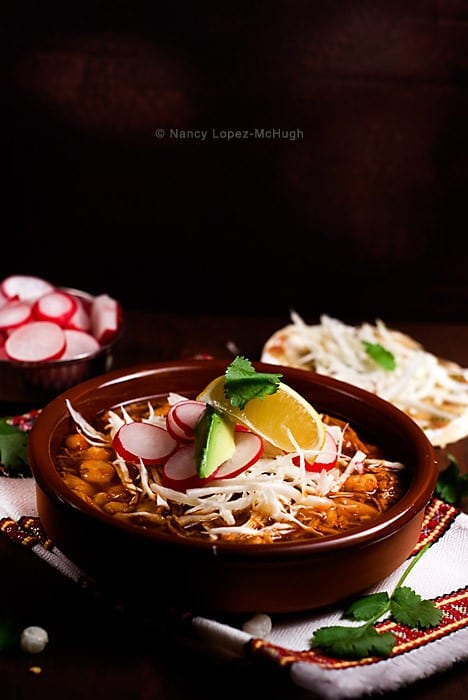 Pozole Mexicano Recipe Mexico on my plate: red pozole and it's history ...