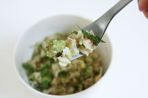 20120617_sprouts and herbs rice_07HC