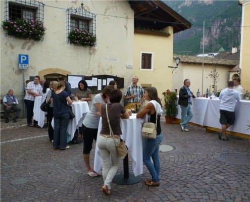 lagrein festival gourmet bike tours italy - italiaoutdoorsfoodandwine
