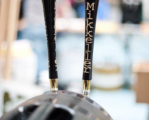 Mikkeller beer pumps