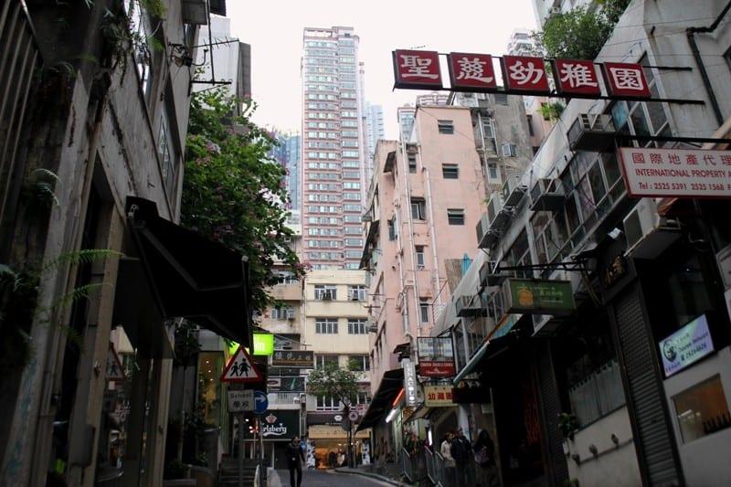 SoHo-Hong-Kong