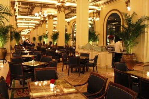 Felix Restaurant Hong Kong Review