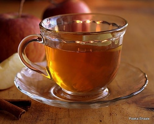 Hot Apple Cider for Cold Days – Honest Cooking