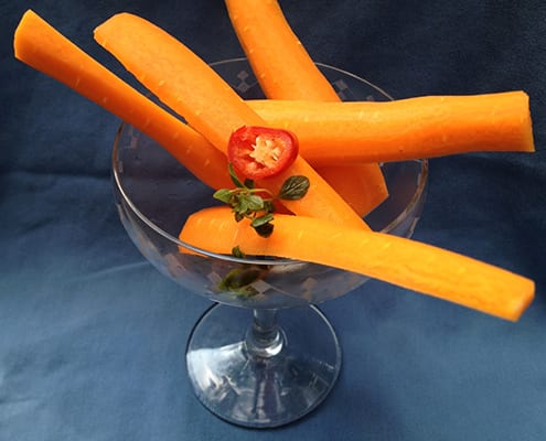 Cocktail Carrots