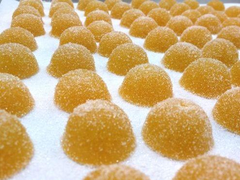 Homemade Candy - Pectin Jellies Recipe