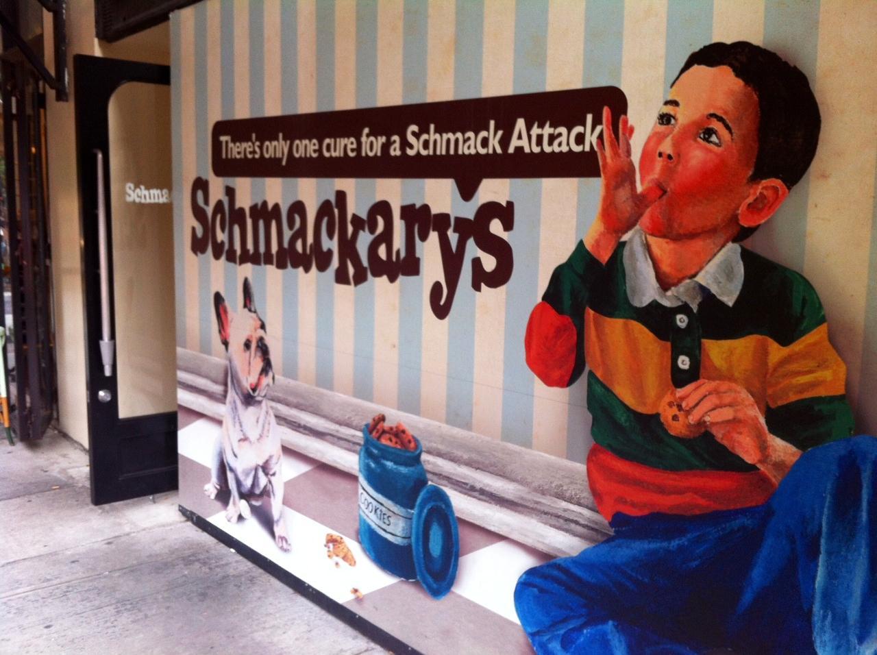 Schmackary's 9