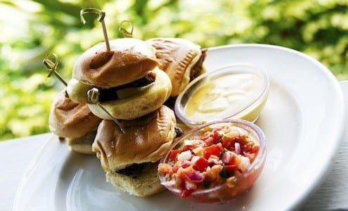 Classic Cheeseburger Sliders