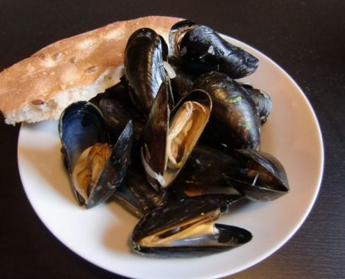 ... Netherlands, the country is a big producer of high quality mussels
