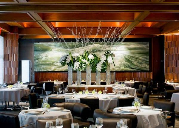Le Bernardin Dining Room