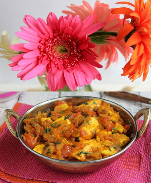 Paneer Masala (Indian Cottage Cheese) - Punjabi Style Recipe