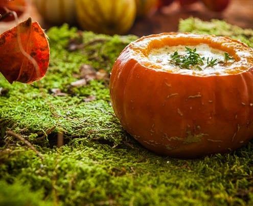 Autumn Pumpkin Recipe