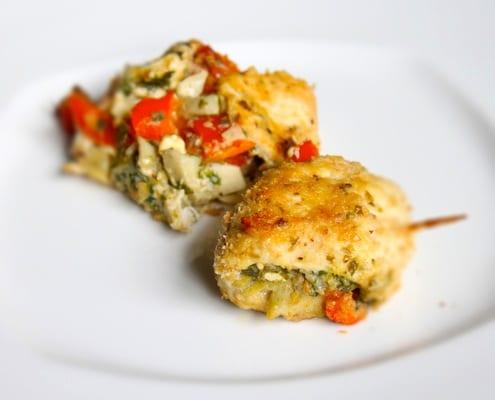 Pesto Chicken Roll Ups Chicken Recipe