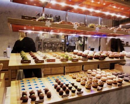 Not Just New Nordic In Copenhagen Meet Agnes Cupcakes
