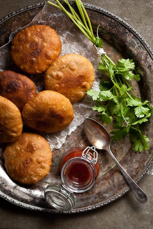 Khasta Kachori Indian Street Food Recipe