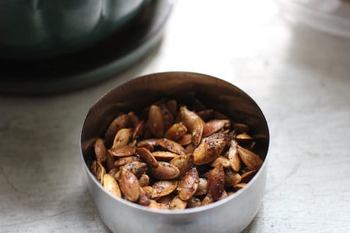 Masala Pumpkin Seed Mix