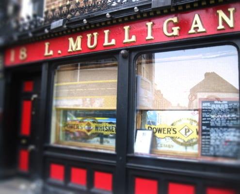 L Mulligans Dublin
