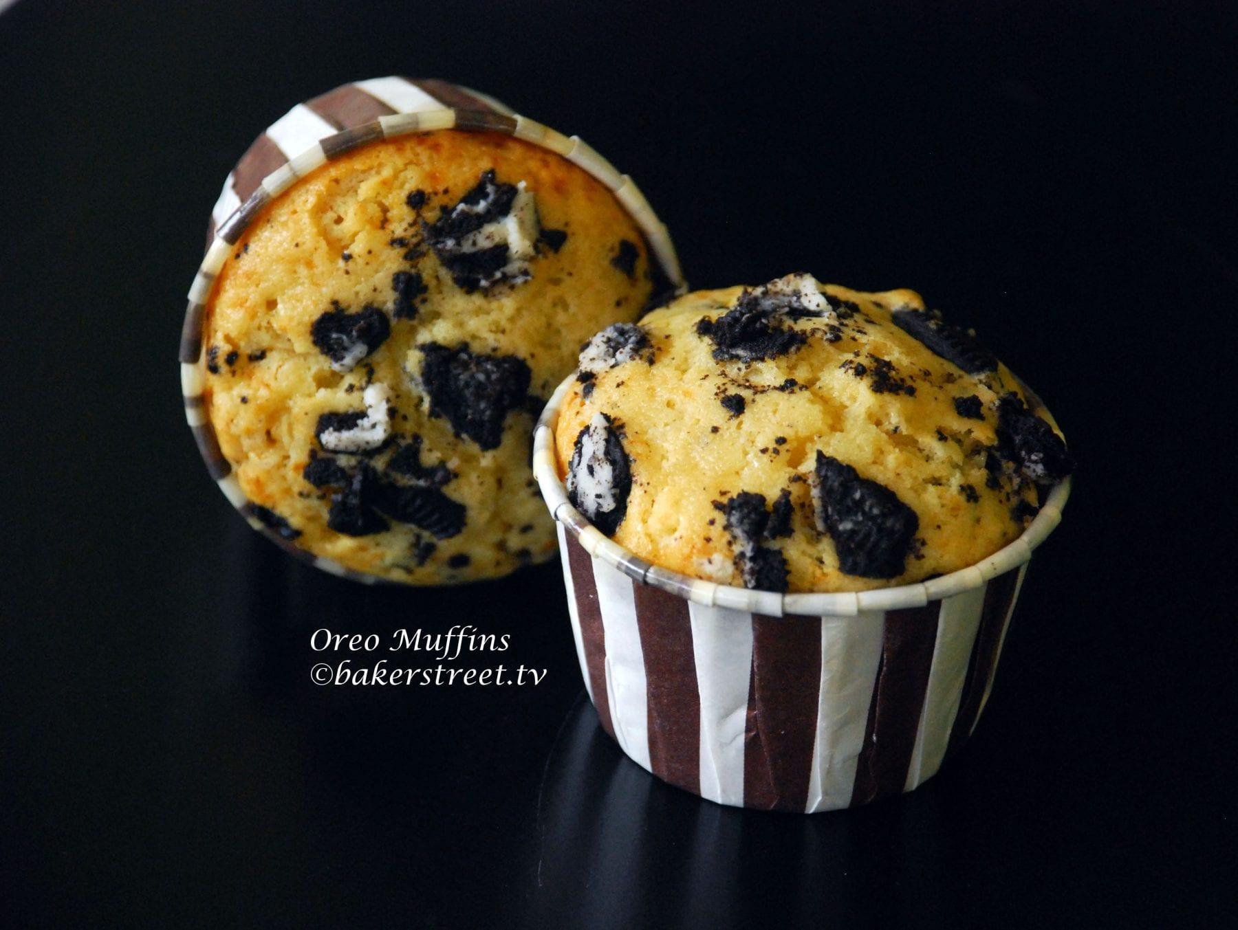 Oreo Muffins2