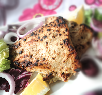Salmon Tandoori Recipe