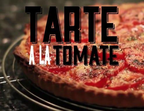 Tarte A La Tomate Recipe