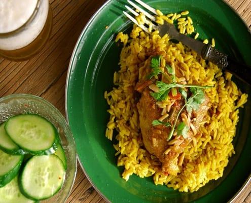 Cape Chicken Curry