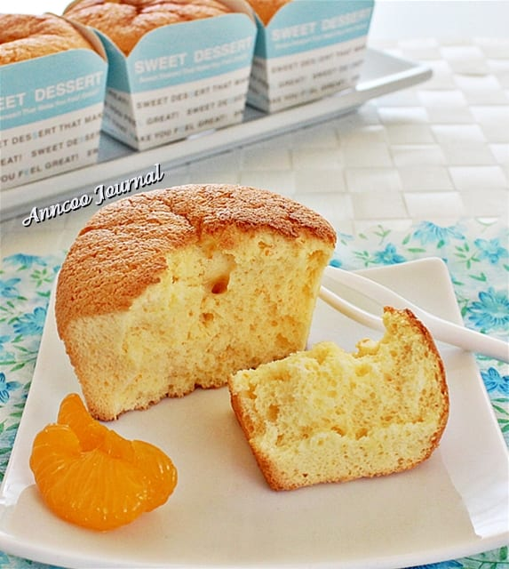 orange sponge cake without butter 068