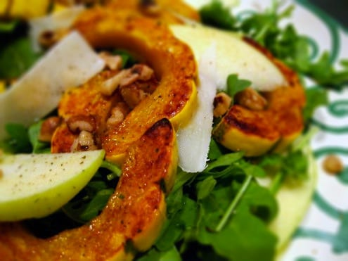 Bohemian Squash Salad