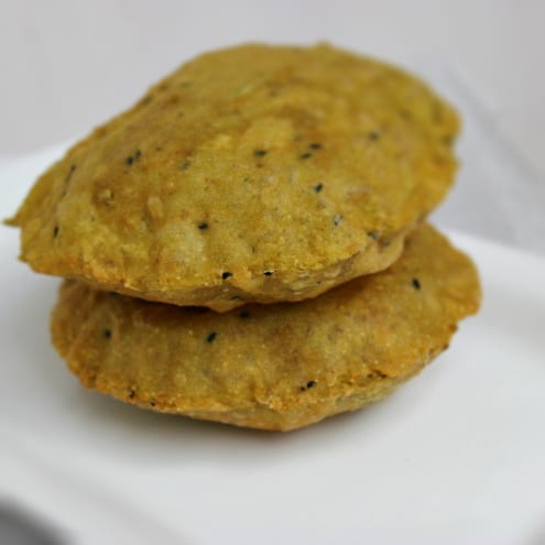 Deep Fried Indian Bread