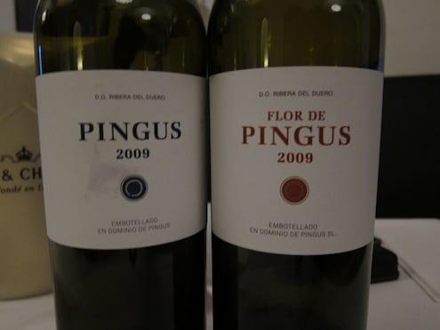 Pingus Wine
