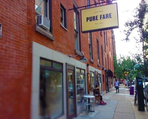 Pure Fare Coffee Philadelphia