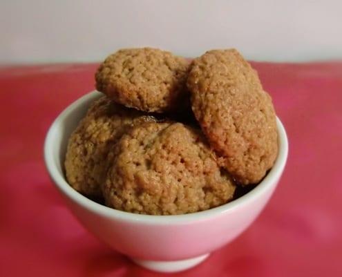 Pepernoten Dutch Holiday Cookies