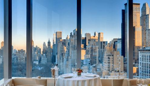 Asiate Restaurant New York Review