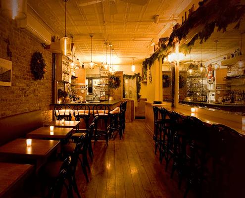Cafe Katja Lower East Side