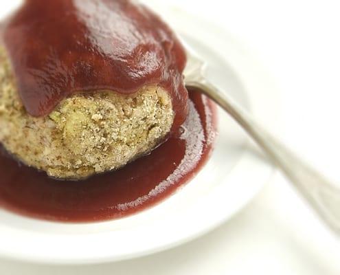 Turkey Stuffing Meatball