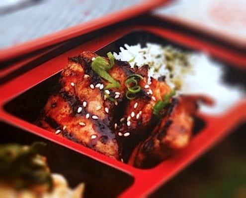 Tylun Pang BBQ Chicken