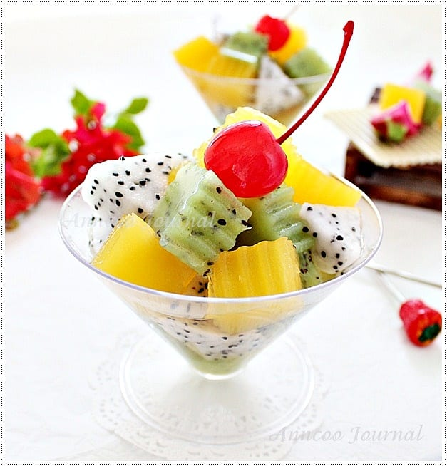 Mixed Fruits Jelly