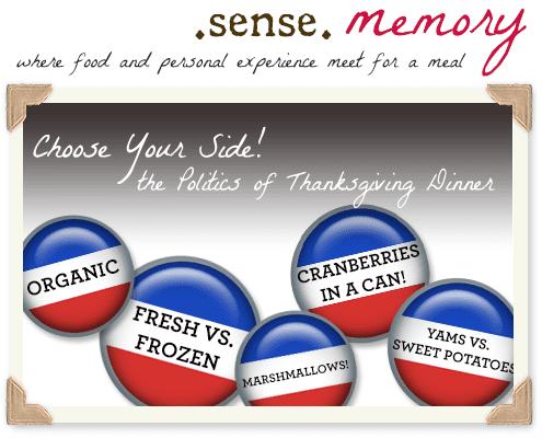 sensememory_nov-dinnerpolitics