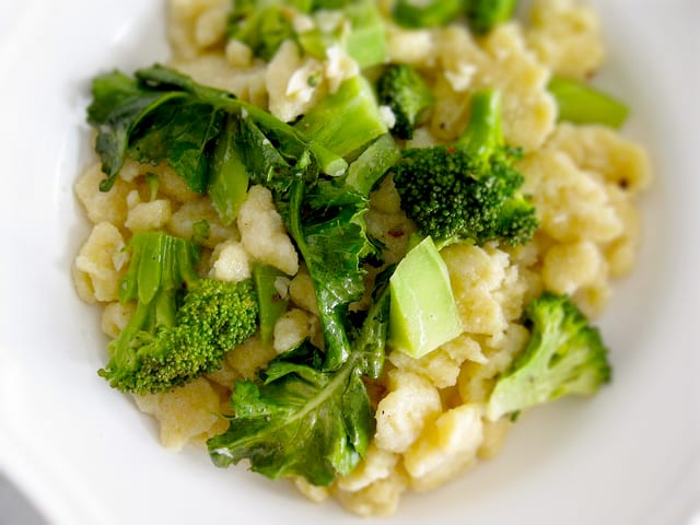 Broccoli Frascatelli