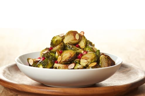 Brussels Sprouts from Joy the Baker