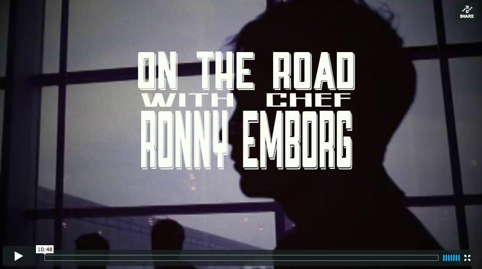 Chef Ronny Emborg