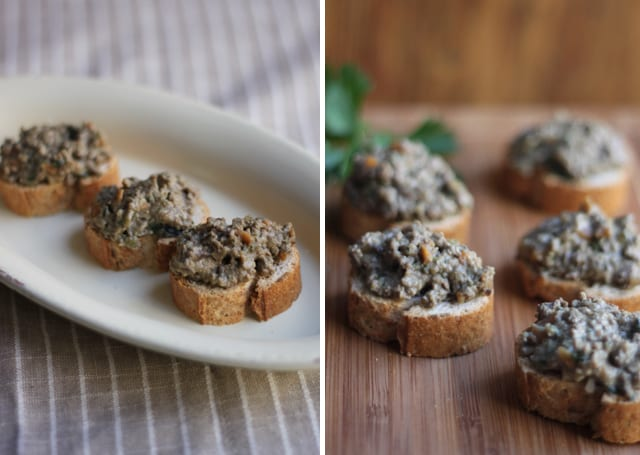 ... di Fegatini – Tuscan Christmas Chicken Liver Pate – Honest Cooking