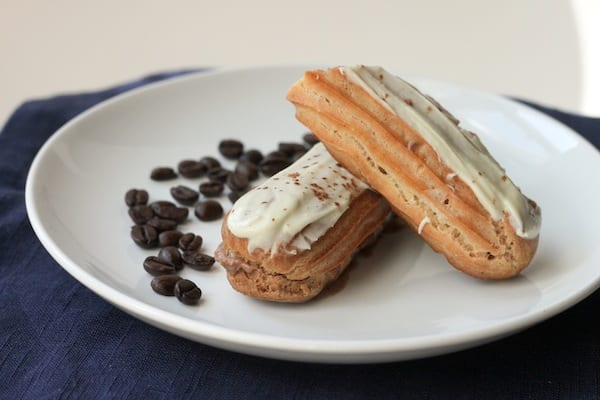 Espresso Chocolate Eclair Recipe