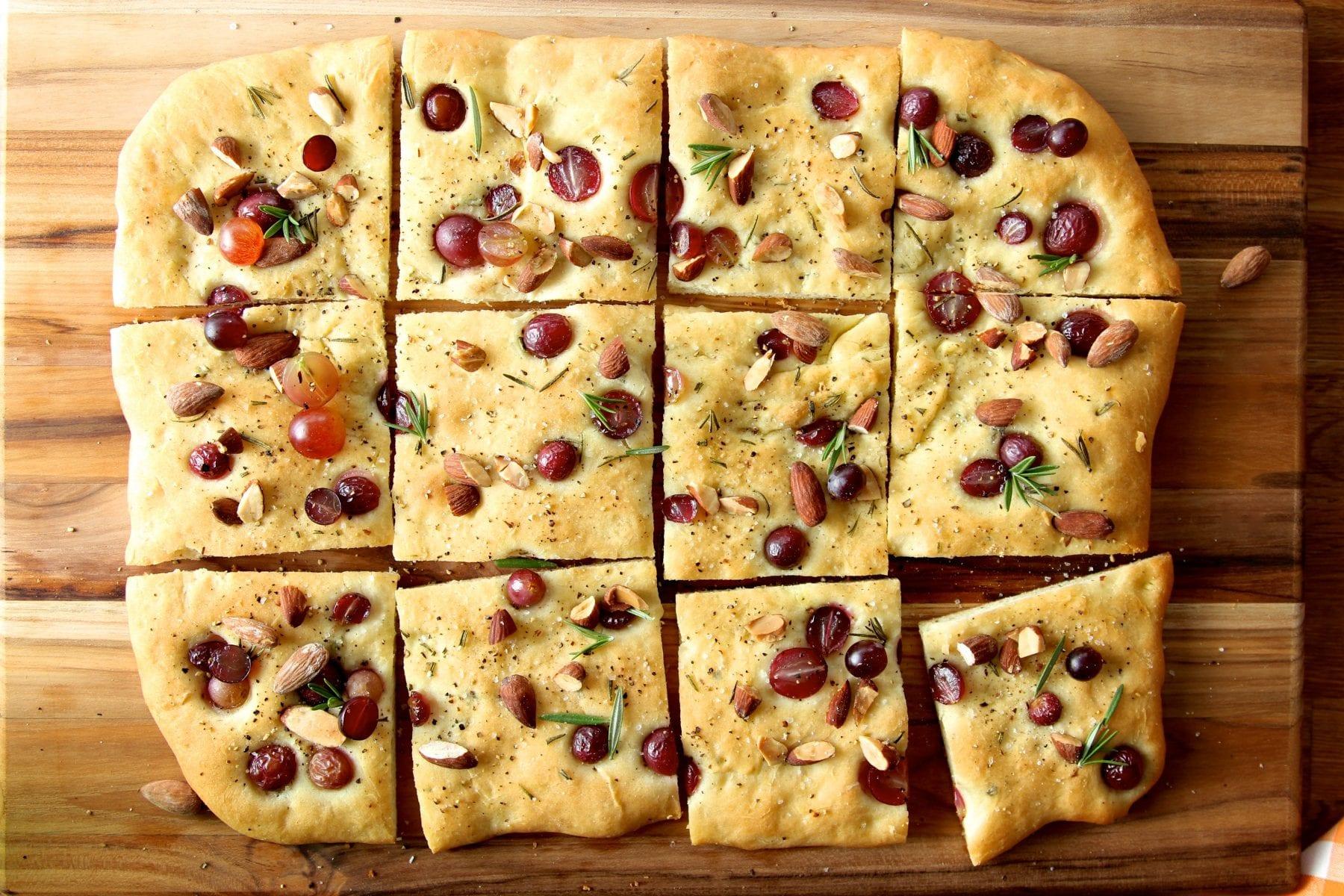 Joy the Baker Focaccia Recipe