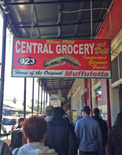 Central Grocery, New Orleans LA