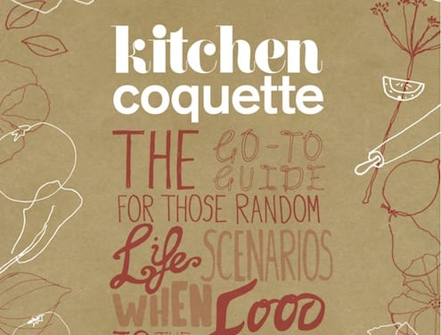 Kitchen Coquette Cookbook