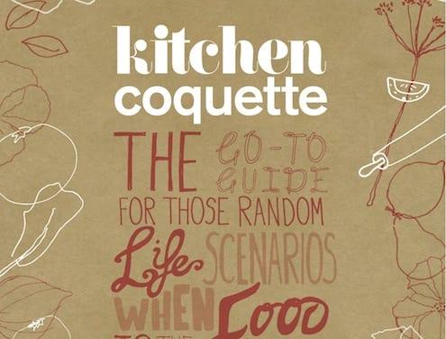 Kitchen Coquette Cookbook